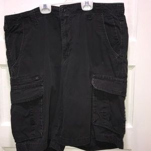 Lee Dungarees Cargo Shorts SIZE 35